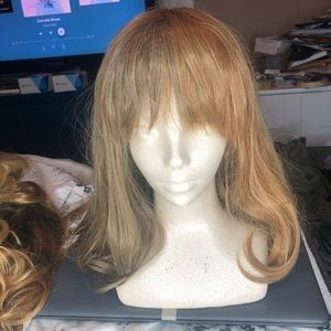 Two Tone Brown Wig